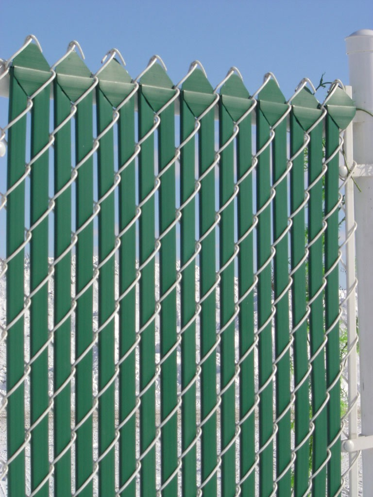 Diamond Lock Large Privacy Slats Nordic Fence