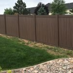 professional low maintenance pvc fence